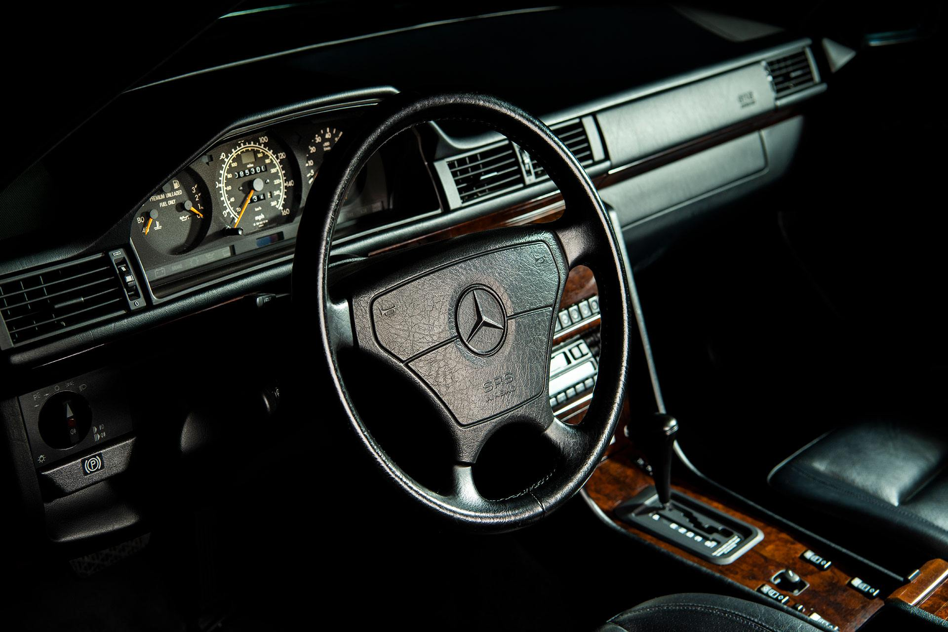 1994 Mercedes-Benz E500 RENNtech | Speedart Motorsports
